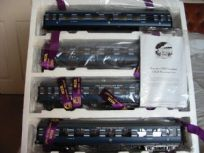 Coronation Scot Coach Set